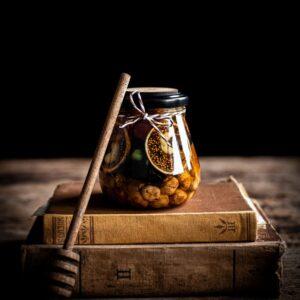 Suvo i koštunjavo voće u medu